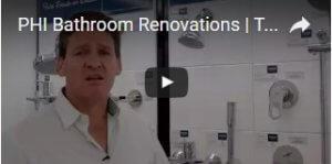 5 tap talk bathroom renovations